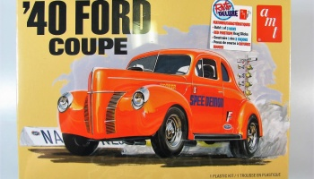 Ford Coupe Car - AMT