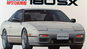Nissan RPS13 Early type 180SX II - Fujimi