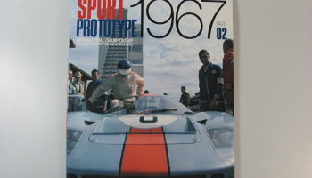 Sport Prototype 1967 II. - Model Factory Hiro