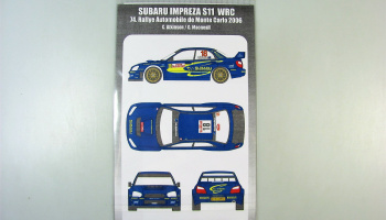 Subaru Impreza EJ20 Engine Kit - Hobby Design | Car-model