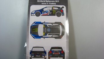 VW Polo RX 2017 Kristoffersson, Solberg Transkit - MF-zone