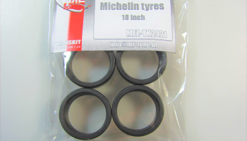 Michelin Tyres 18inch - MF-Zone