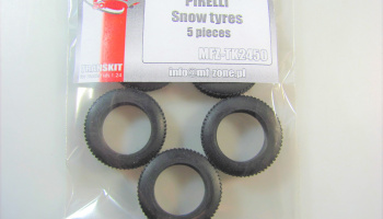 Pirelli Snow Tyres - MF-Zone