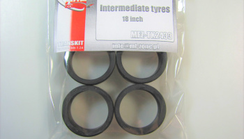 Intermediate Tyres 18inch - MF-Zone