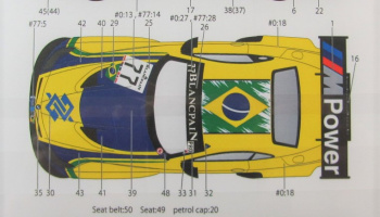 BMW Z4 Team Brazil #0,#77 Nogaro 2015 - Studio27