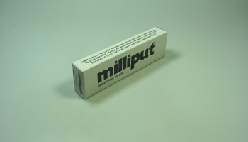 Milliput Superfine White Epoxy Putty - Milliput
