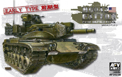 M60A2 Patton early version 1/35 - AFV Club