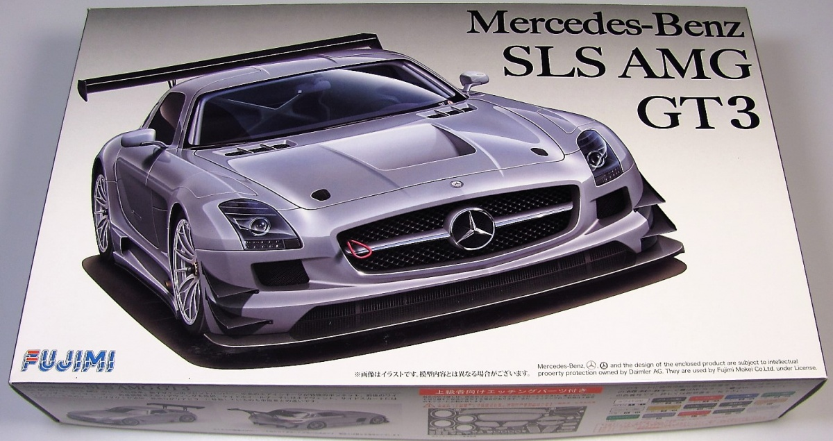 Studio27 ST27-DC1180 Mercedes SLS AMG Dubai Police Decal for Fujimi 1//24