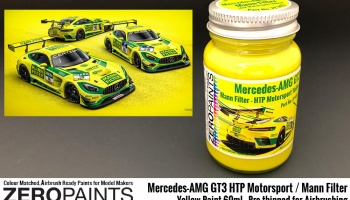 Mercedes-AMG GT3 HTP Motorsport / Mann Filter - Zero Paints