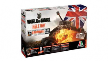 World of Tanks 56504 - Cromwell (1:56) - Italeri