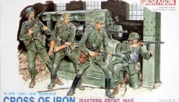 Model Kit figurky 6006 - CROSS OF IRON (1:35)