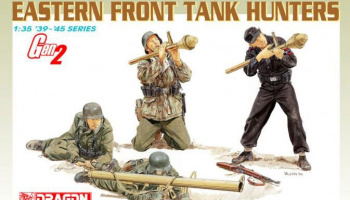 Model Kit figurky 6279 - EASTERN FRONT TANK HUNTERS (1:35)