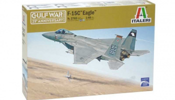 Model Kit letadlo 2763 - F-15C EAGLE (1:48)