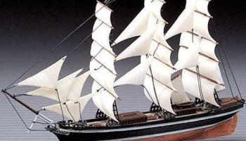 Model Kit loď 14110 - CUTTYSARK (1:350)