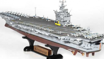 Model Kit loď 14400 - USS Enterprise CVN-65 (1:600)