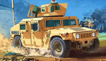 Model Kit military 13415 - M1151 Enhanced Armament Carrier (1:35)
