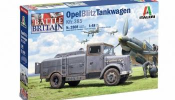 Opel Blitz Tankwagen Kfz. 385 - Battle of Britain 80th Anniversary (1:48) - Italeri