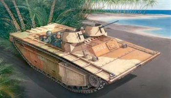 Model Kit military 6470 - LVT(A)-2 SAIPAN (1:35)