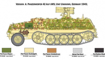 Model Kit military 6562 - 15 cm Panzerwerfer 42 auf sWS (1:35)