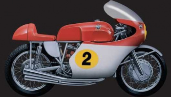 MV AGUSTA 1964 (1:9) Model Kit 4630 - Italeri