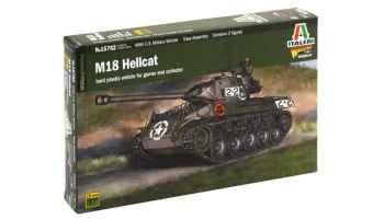 Model Kit tank 15762 - M18 HELLCAT (1:56)