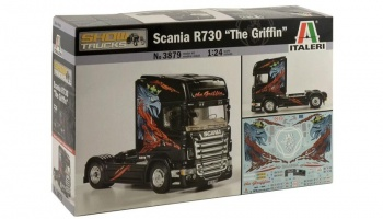 SCANIA R730 THE GRIFFIN - Italeri