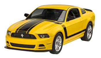 Model Set 67652 -  2013 Ford Mustang Boss 302 (1:25)