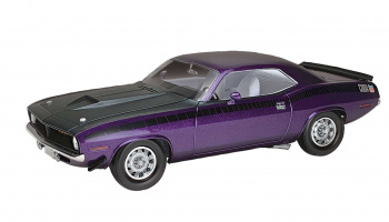 1970 Plymouth AAR Cuda (1:25) Model set 67664 - Revell
