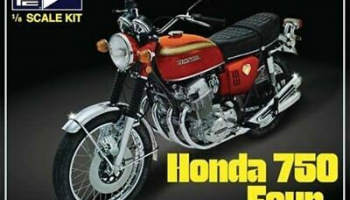 Honda 750 Four MC 1/8 - MPC