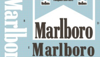 Marlboro Decal 1/24 2003 Peugeot 206 + Rothmans Decal 1/24 Lancia 037 - MSM Creation