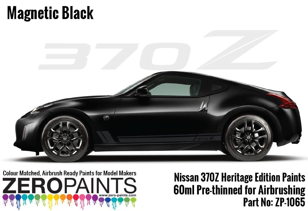 Nissan 370z Heritage Edition Magnetic Black Paints 60ml