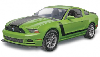 2013 Mustang Boss 302 (1:25) Plastic Model Kit MONOGRAM 4187 - Revell