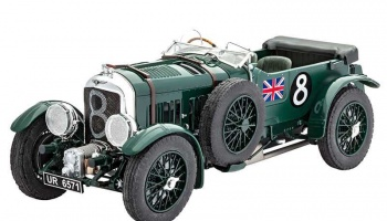 Bentley Blower - Revell