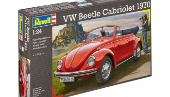 VW Beetle 1500 (Carbrio) - Revell