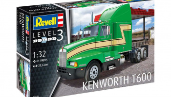 Kenworth T600 (1:32) Plastic Model Kit 07446 - Revell