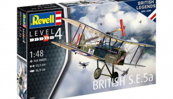 British S.E. 5a (1:48) 100 Years RAF - Revell