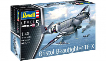 Bristol Beaufighter TF. X (1:48) - Revell