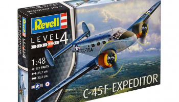 C-45F Expeditor(1:48) - Revell