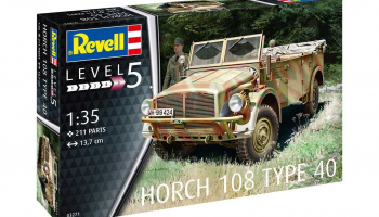 Plastic ModelKit military 03271 - Horch 108 Type 40 (1:35)
