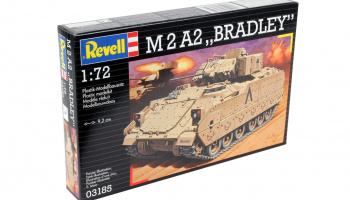 "M2 A2 ""Bradley"" (1:72) Plastic Model Kit 03185 - Revell"
