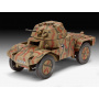 Plastic ModelKit military 03259 - Armoured Scout Vehicle P 204 (f) (1:35)