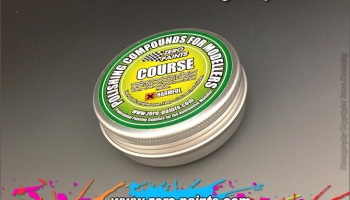 Polishing Compound Course 75g - Zero Paints
