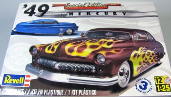 Mercury Custom Coupe - Revell