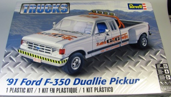 Ford F350 - Revell