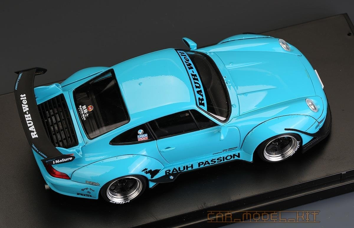 "Car Body Kits >> RWB Porsche 993 Widebody Kit For Ver.""Rauh Passion ..."