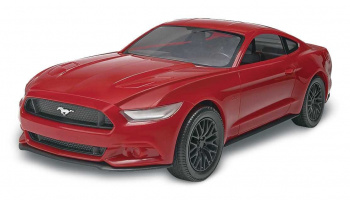Snap Kit Build & Play MONOGRAM 1694 -  2015 Mustang GT (1:25) - Revell