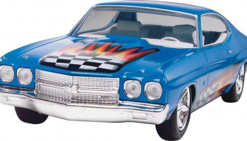 Snap Kit MONOGRAM auto 1932 - 70 Chevelle™ SS™ 454 (1:25)