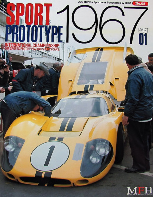 Sport Prototype 1967 I. - Model Factory Hiro