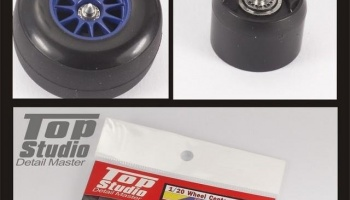 Wheet Center Lock Nuts for RB6 - Top Studio