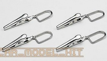 Aligator Clips for Painting Stand - Tamiya